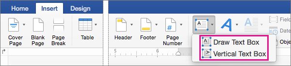 insert word page into another word document