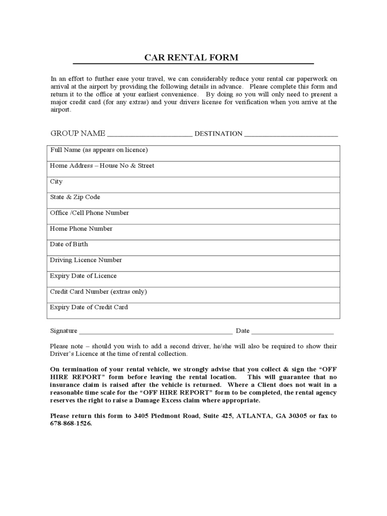 lease agreement ontario word document