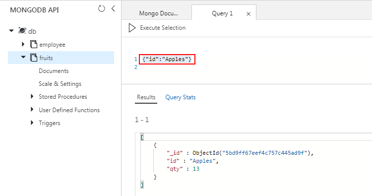 mongodb how to get the timestamp of one document
