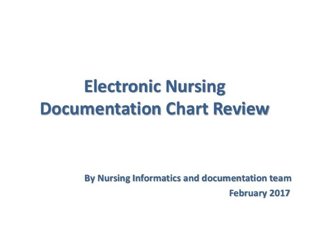 nursing informatics and documentation