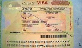 permanent resident travel document outside canada