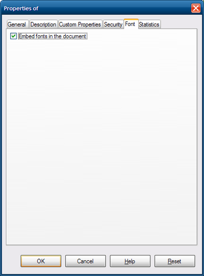 save document as pdf in libreoffice