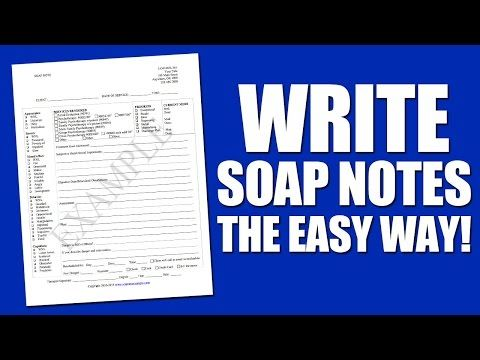 soap nursing documentation examples