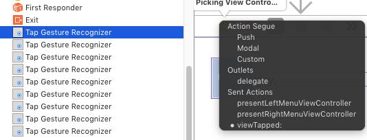swift tap gesture documentation