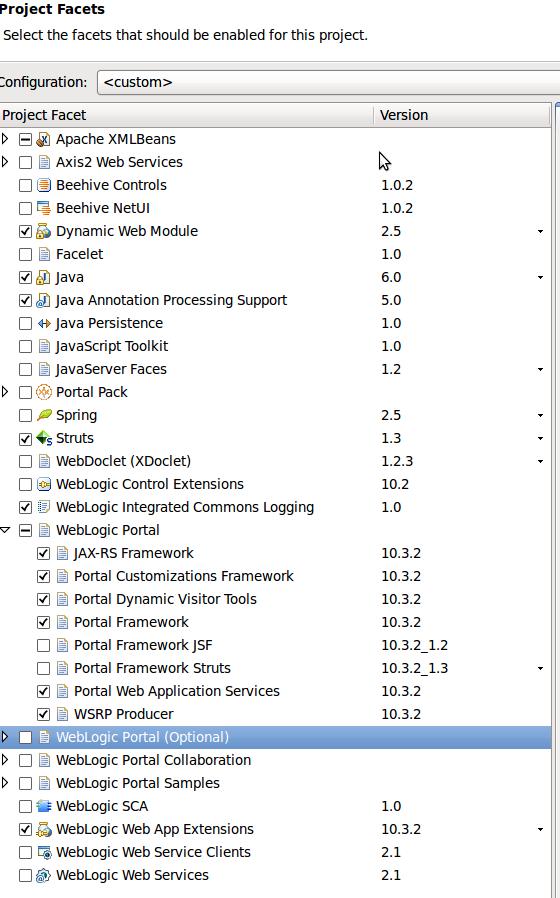 weblogic portal 10.3 2 documentation