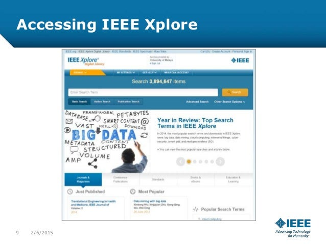 what is ieee documentation