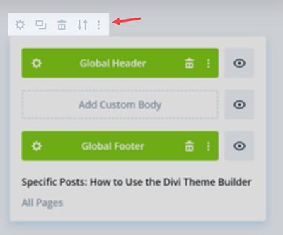 where do customized document themes appear